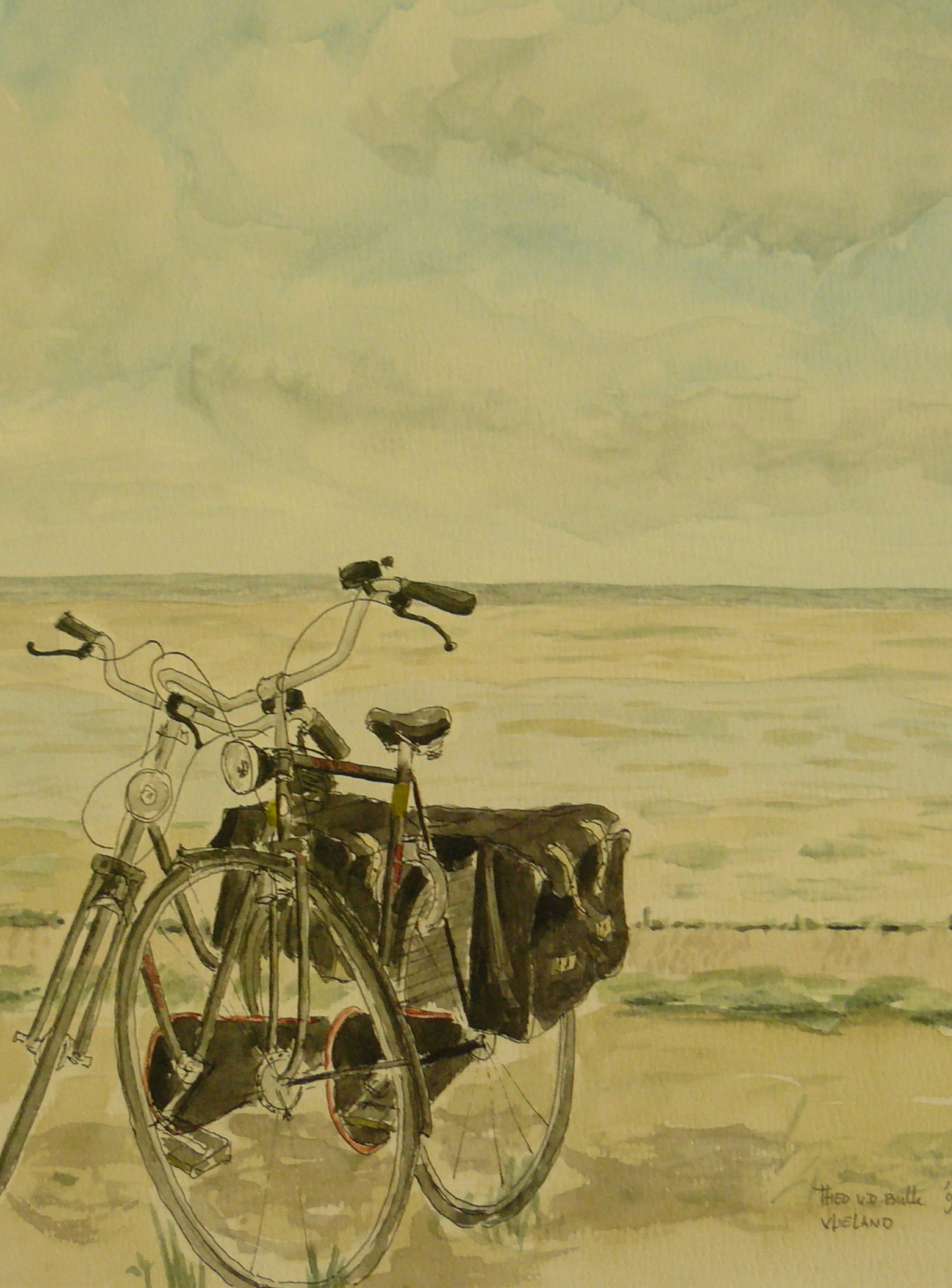 1994-008 2 fietsen