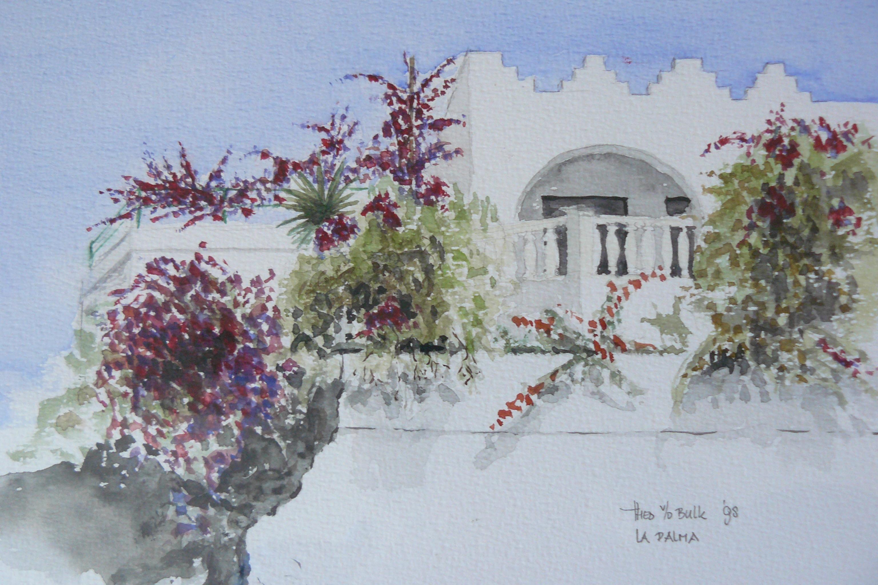 1998-007 wit huis La Palma