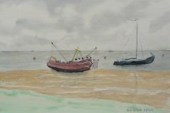 2002-005 boten op de wadden