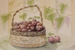 2000-1 mand met appels