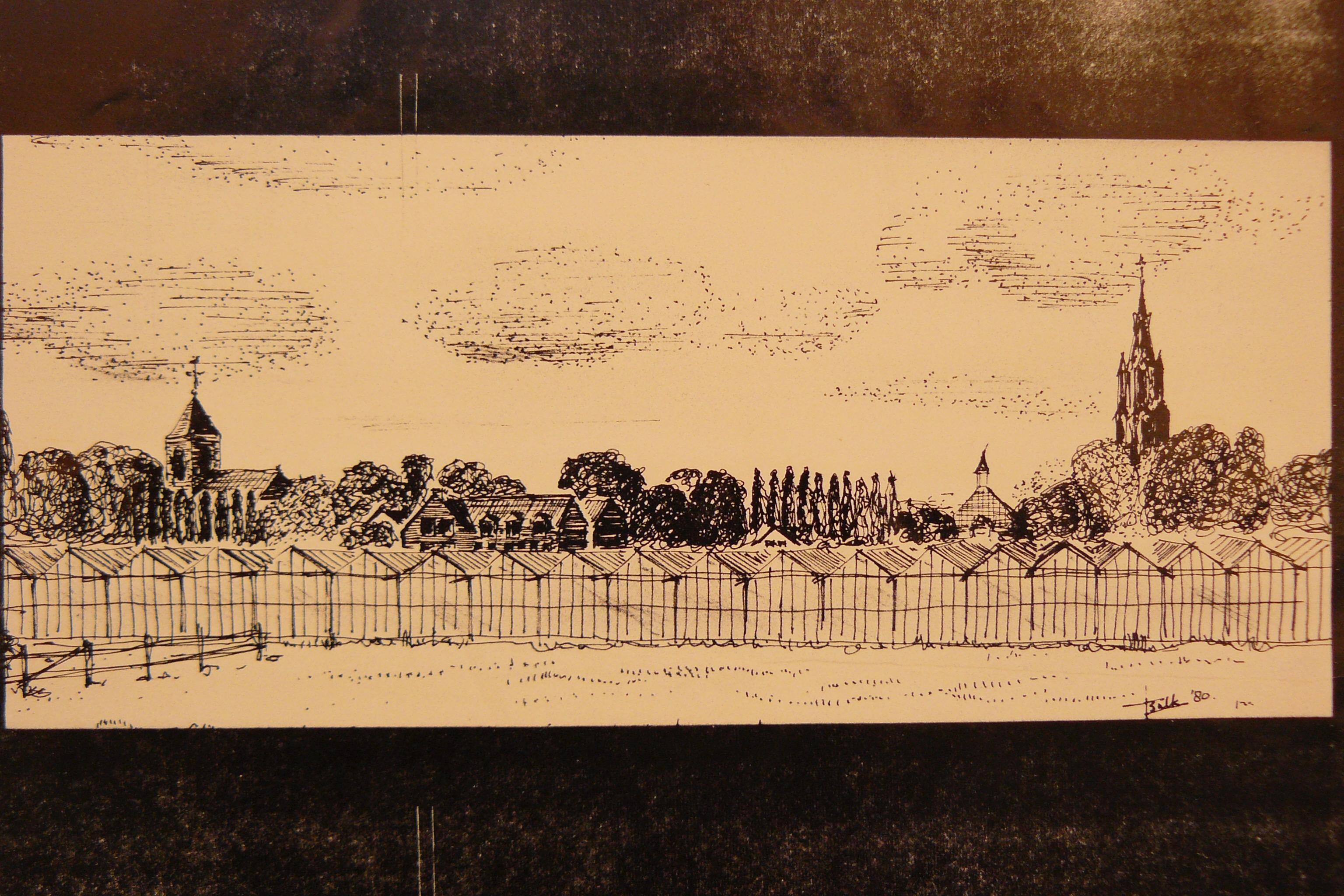 1980-004 pentekening
